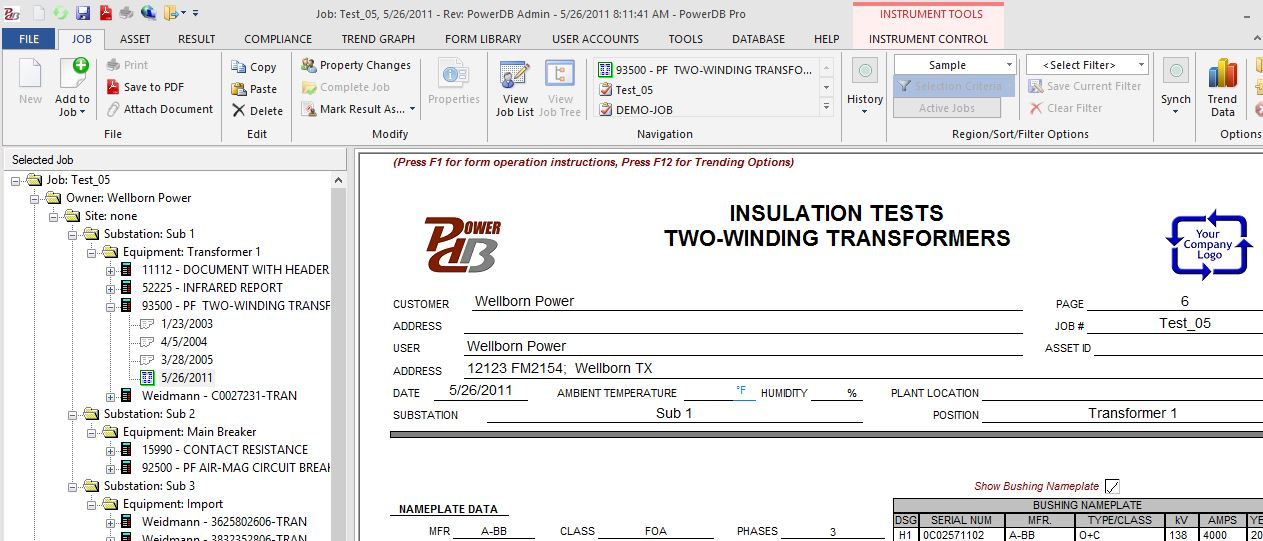 Results With A Click Of A Mouse